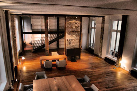 Loft new york location privatisation loft paris for Loft new york affitto